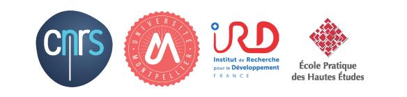 BANDEAU LOGOS TUTELLES ISEM_CNRS